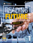 Reading Future Connect 1 Student Book with Workbook and Student Digital Materials CD