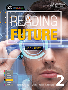 Reading Future Connect 2 Student Book with Workbook and Student Digital Materials CD