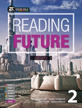 Reading Future Create 2 Student Book with Workbook and Student Digital Materials CD