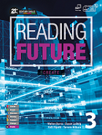 Reading Future Create 3 Student Book with Workbook and Student Digital Materials CD