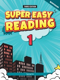 Super Easy Reading 3rd Edition 1 Workbook