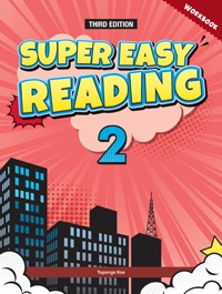 Super Easy Reading 3rd Edition 2 Workbook