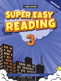 Super Easy Reading 3rd Edition 3 Workbook