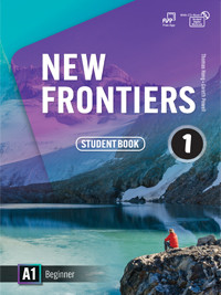 New Frontiers 1 Student Book with Student Digital Materials CD