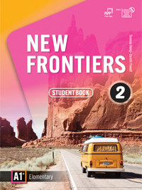 New Frontiers 2 Student Book with Student Digital Materials CD