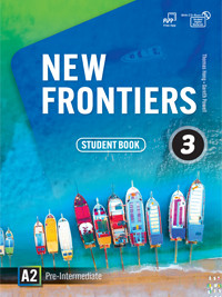 New Frontiers 3 Student Book with Student Digital Materials CD