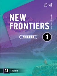 New Frontiers 1 Workbook with MP3 CD