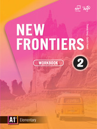 New Frontiers 2 Workbook with MP3 CD