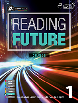 Reading Future Change 1 Student Book with Workbook and Student Digital Materials CD
