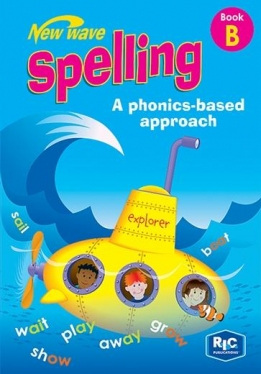 New Wave Spelling B Student Book