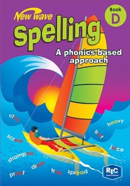 New Wave Spelling D Student Book
