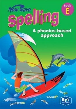 New Wave Spelling E Student Book