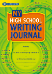 My High School Writing Journal