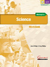 Moving into Science Workbook with audio CD