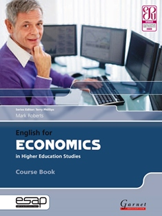 English for Specific Academic Purposes: English for Economics in Higher Education Studies Course Book with audio CDs