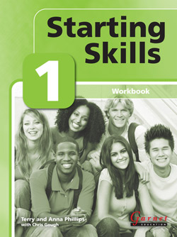 Starting Skills 1 Workbook with audio CD