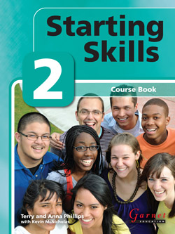 Starting Skills 2 Course Book with audio CDs