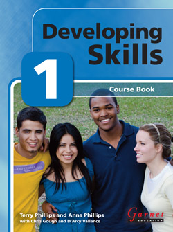 Developing Skills 1 Course Book with audio CDs