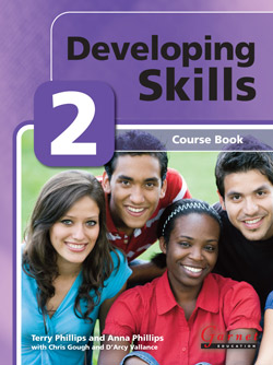 Developing Skills 2 Course Book with audio CDs
