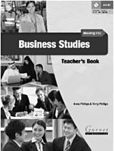 Moving into Business Studies Teacher\'s Book