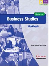 Moving into Business Studies Workbook with audio CD