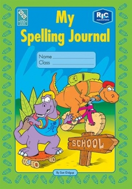 My Spelling Journal