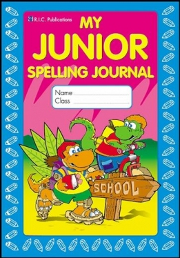 My Junior Spelling Journal