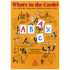 ABC Cards  What's in The Cards? ABCカードで遊ぼう! Teacher's Book (English version 英語版)