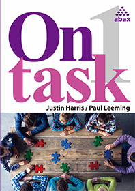 On Task 1 Student Book