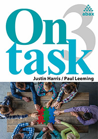 On Task 3 Student Book