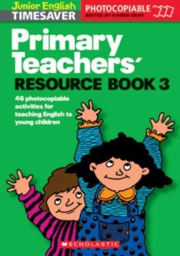 Scholastic Timesavers Photocopiables Primary: Primary Teachers' Resource Book 3 - green