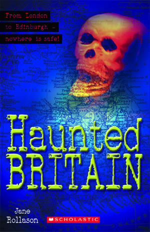 Scholastic ELT Readers Level 1 Haunted Britain