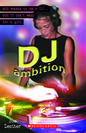 Scholastic ELT Readers Level 2 DJ Ambition with CD