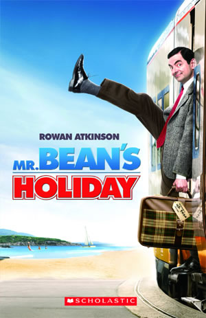 Scholastic ELT Readers Level 1 Mr. Bean's Holiday with CD
