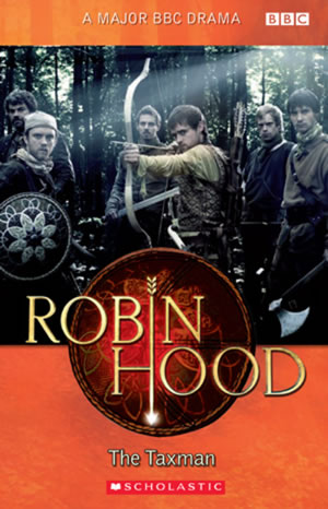 Scholastic ELT Readers Starter Robin Hood: The Taxman with CD