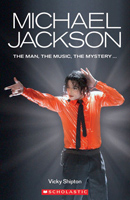 Scholastic ELT Readers Level 3 Michael Jackson with CD
