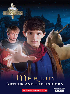 Scholastic ELT Readers Level 1 Merlin: Arthur and the Unicorn with CD