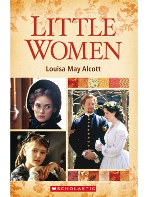 Scholastic ELT Readers Level 1 Little Women With CD