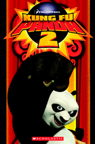 Scholastic Popcorn Readers Level 3 Kung Fu Panda 2: The Kaboom of Doom (with CD)
