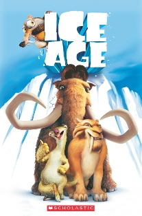 Scholastic Popcorn Readers Level 1 Ice Age 1 (with CD)