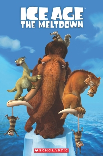Scholastic Popcorn Readers Level 2 Ice Age 2: The Meltdown (with CD)