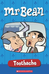 Scholastic Popcorn Readers Level 2 Mr Bean: Toothache