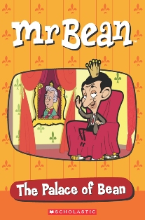 Scholastic Popcorn Readers Level 3 Mr Bean: The Palace of Bean (with CD)