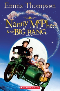 Scholastic Popcorn Readers Level 3 Nanny McPhee & the Big Bang