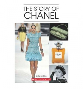 Scholastic ELT Readers Level 3 The Story of Chanel