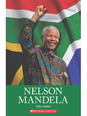 Scholastic ELT Readers Level 2 Nelson Mandela with CD
