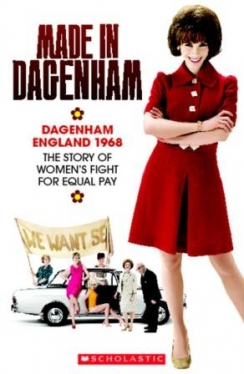 Scholastic ELT Readers Level 3 Made in Dagenham (with CD)