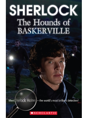 Scholastic ELT Readers Level 3 Sherlock: The Hounds of Baskerville with CD