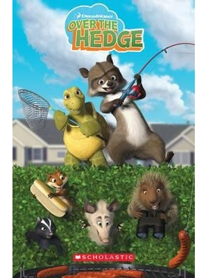 Scholastic Popcorn Readers Level 1 Over the Hedge