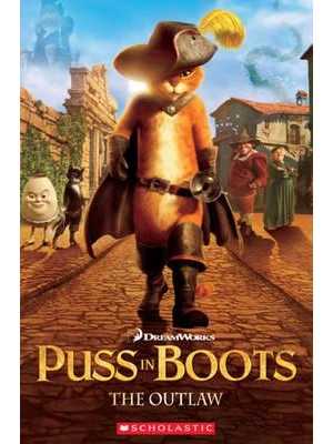 Scholastic Popcorn Readers Level 2 Puss in Boots: The Outlaw